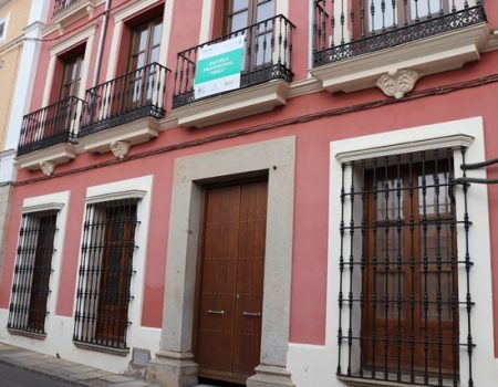 A licitación las obras para concluir la rehabilitación del edificio de la antigua Cámara Agraria