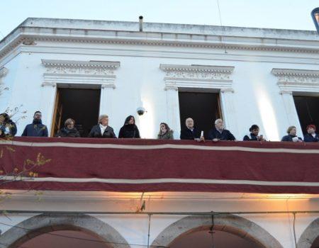 El jueves 21 de marzo, se abre el plazo de inscripción para el sorteo de balcones municipales para ver La Carrerita