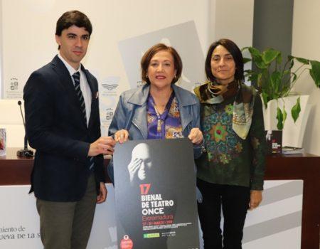 El 17 Bienal de Teatro de la ONCE llega a Villanueva de la Serena