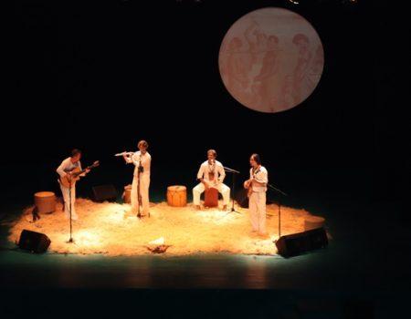 """El espectáculo """"¡Sakapatú! Un viaje por la música andina"""" llega a Villanueva de la Serena"""