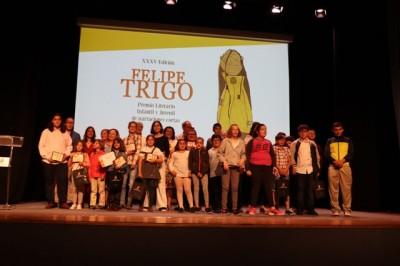 Se conoce a los ganadores de la XXXV Premio Felipe Trigo Infantil y Juvenil