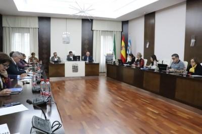 La Corporación Municipal celebra el último pleno ordinario de la legislatura