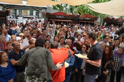 Celtas Cortos, pequechef, charlas, talleres infantiles entre otras actividades en la VII Feria de la Tortilla de Patatas