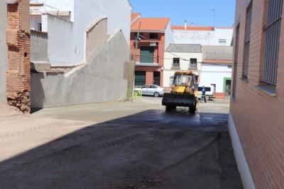 Este sábado 13, se abre de forma provisional el parking de la Plaza de los Olivos