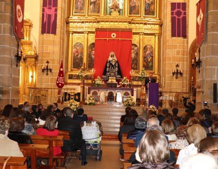 Francisco José Aragoneses, en su pregón, hace un recorrido emocional de su vida unida a la Semana Santa