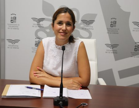 """La portavoz municipal responde a las declaraciones sobre la instalación de """"Puntos violetas"""""""