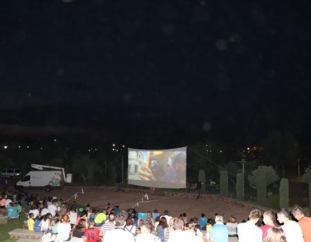 Vuelve el cine al aire libre con la proyección de cuatro películas