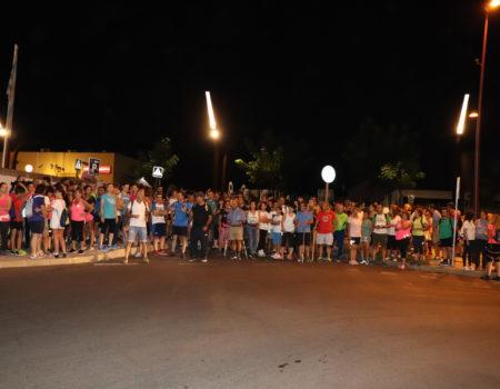 Éxito de participación en la 29 edición de la ruta nocturna a Magacela