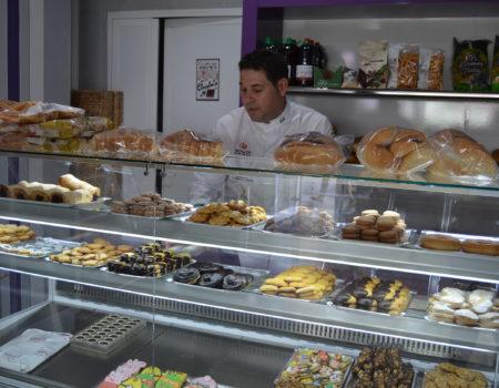 Juan Antonio Parejo participa en el segundo salón internacional del chocolate que se celebra en Madrid