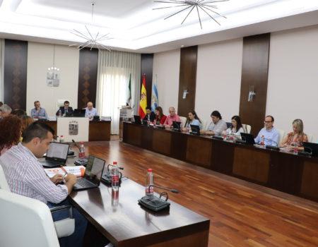 El Pleno aprueba varios asuntos económicos, entre ellos la cuenta general de 2018
