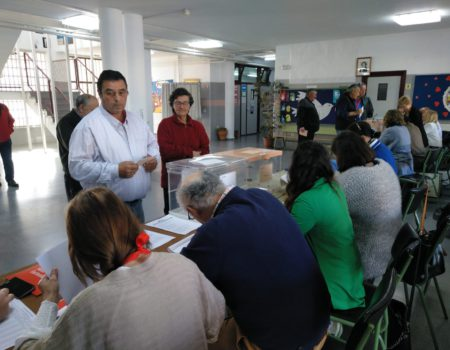 La Jabonera, el espacio Rufino Mendoza y la Casa de Cultura, nuevos colegios electorales para los comicios del 10-N