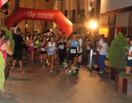"""La II Media Maratón Nocturna """"Ciudad de Villanueva"""" se celebrará el 28 de septiembre"""