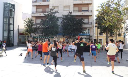 ¡Camina con nosotros! lema de la VIII Semana Europea de la Movilidad que se celebra del 16 al 22 de septiembre