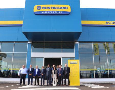 La empresa agrícola villanovense S.A Agrivisa, inaugura sus nuevas instalaciones ubicadas en la Carretera de Guadalupe