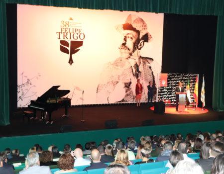 El fallo de la 39 edición del Premio Literario Felipe Trigo se conocerá el 22 de noviembre