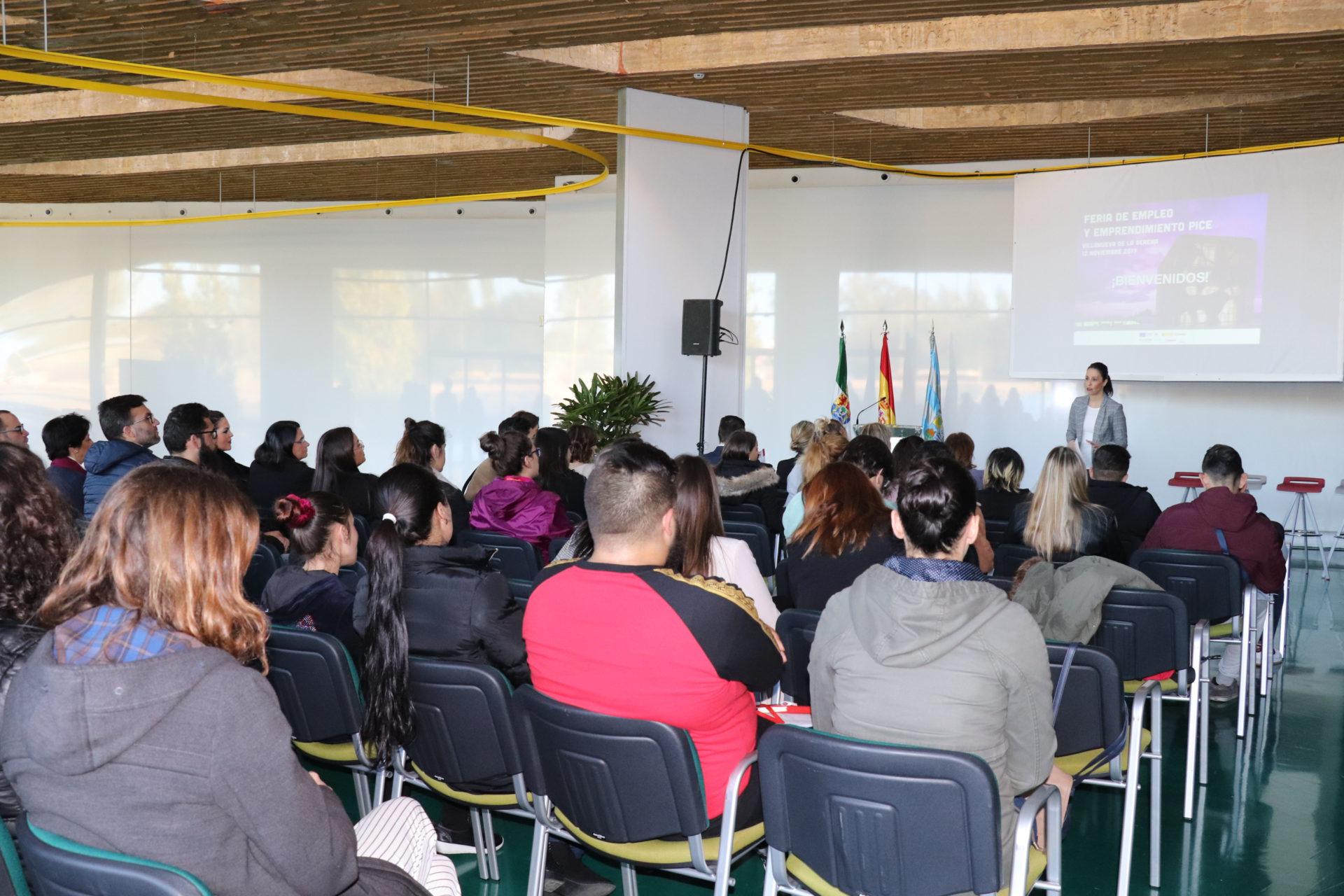 Talleres, entrevistas y sesiones de coaching en la Feria de Empleo y Emprendimiento