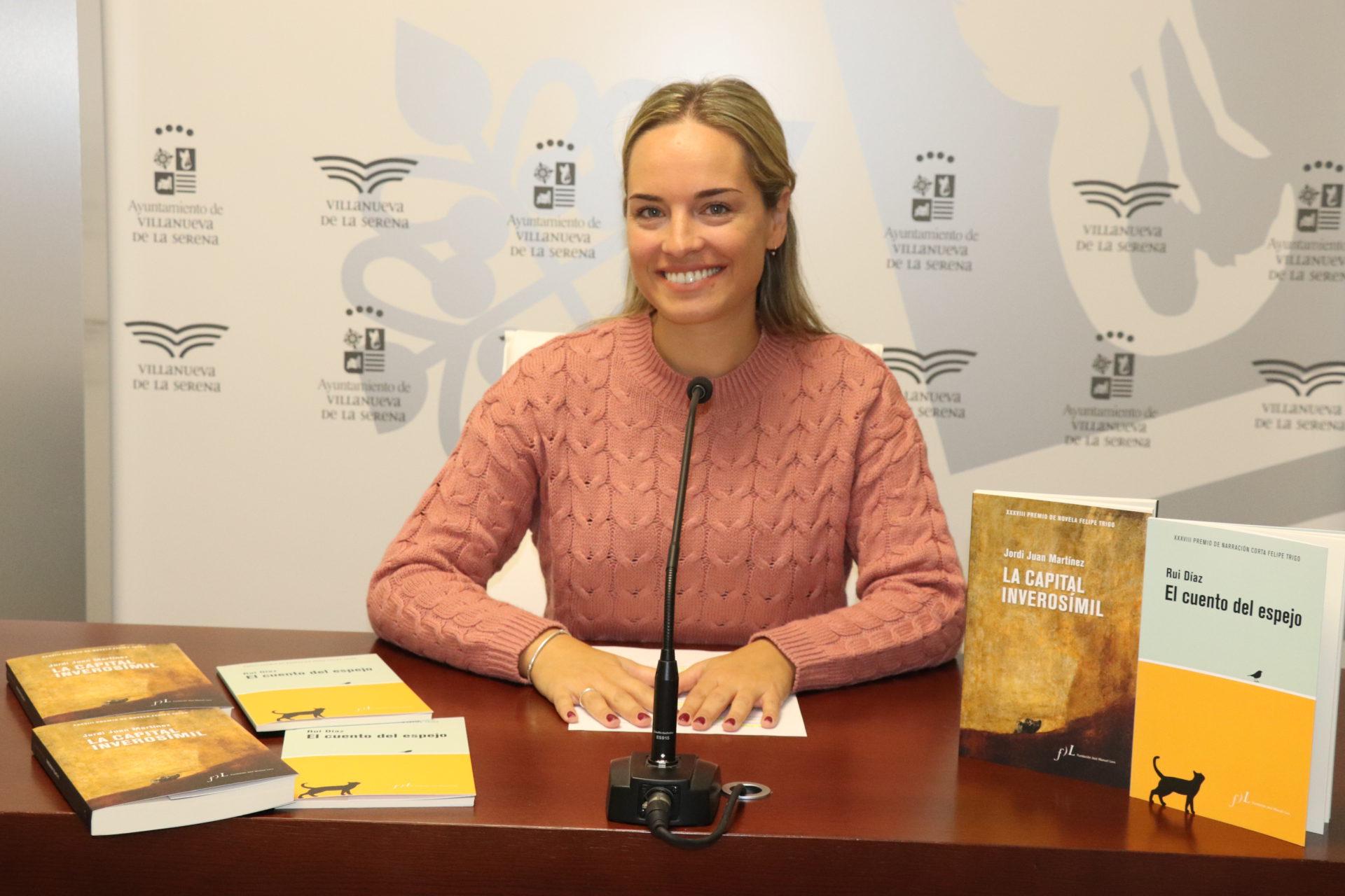 Ya pueden adquirirse las entradas para la gala literaria del XXXIX Premio Felipe Trigo, que se falla el día 22 de este mes