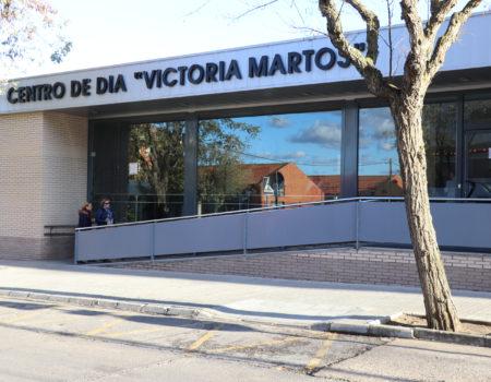 El centro de día Victoria Martos celebra su octava semana cultural