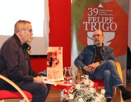El escritor Guillermo Galván, ganador en dos ocasiones del Premio Felipe Trigo, abre la Semana Cultural