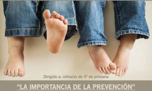 La VIII Campaña de Prevención Podológica alcanzará a unos 250 escolares