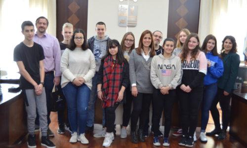 Se cumplen diez años del intercambio entre del instituto San José con el instituto alemán Nell-Breuning Berufskolleg