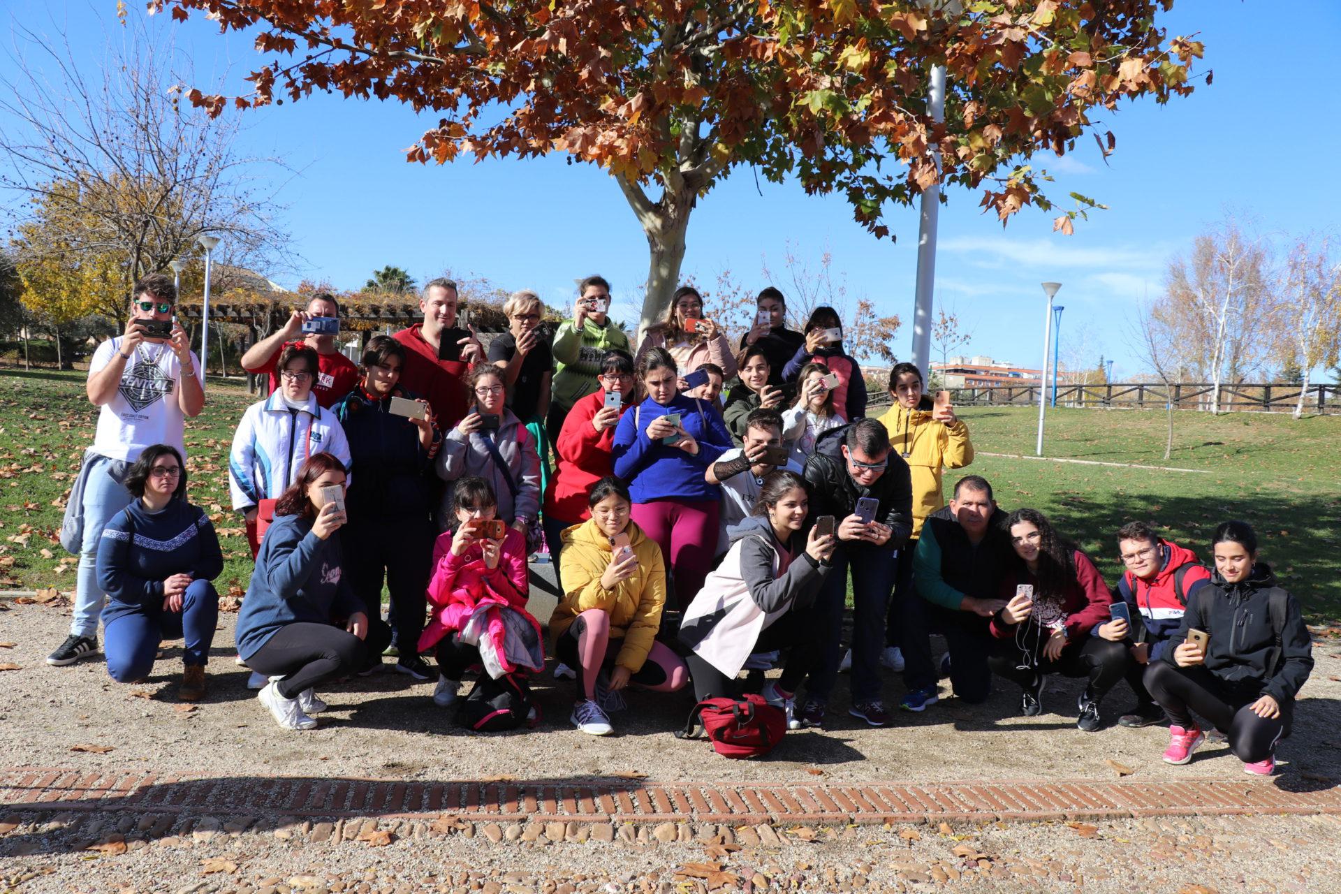 Inclusives celebra su jornada de convivencia intergeneracional