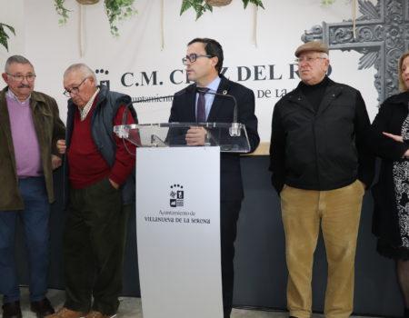 Se inaugura el Centro de Mayores Cruz del Río