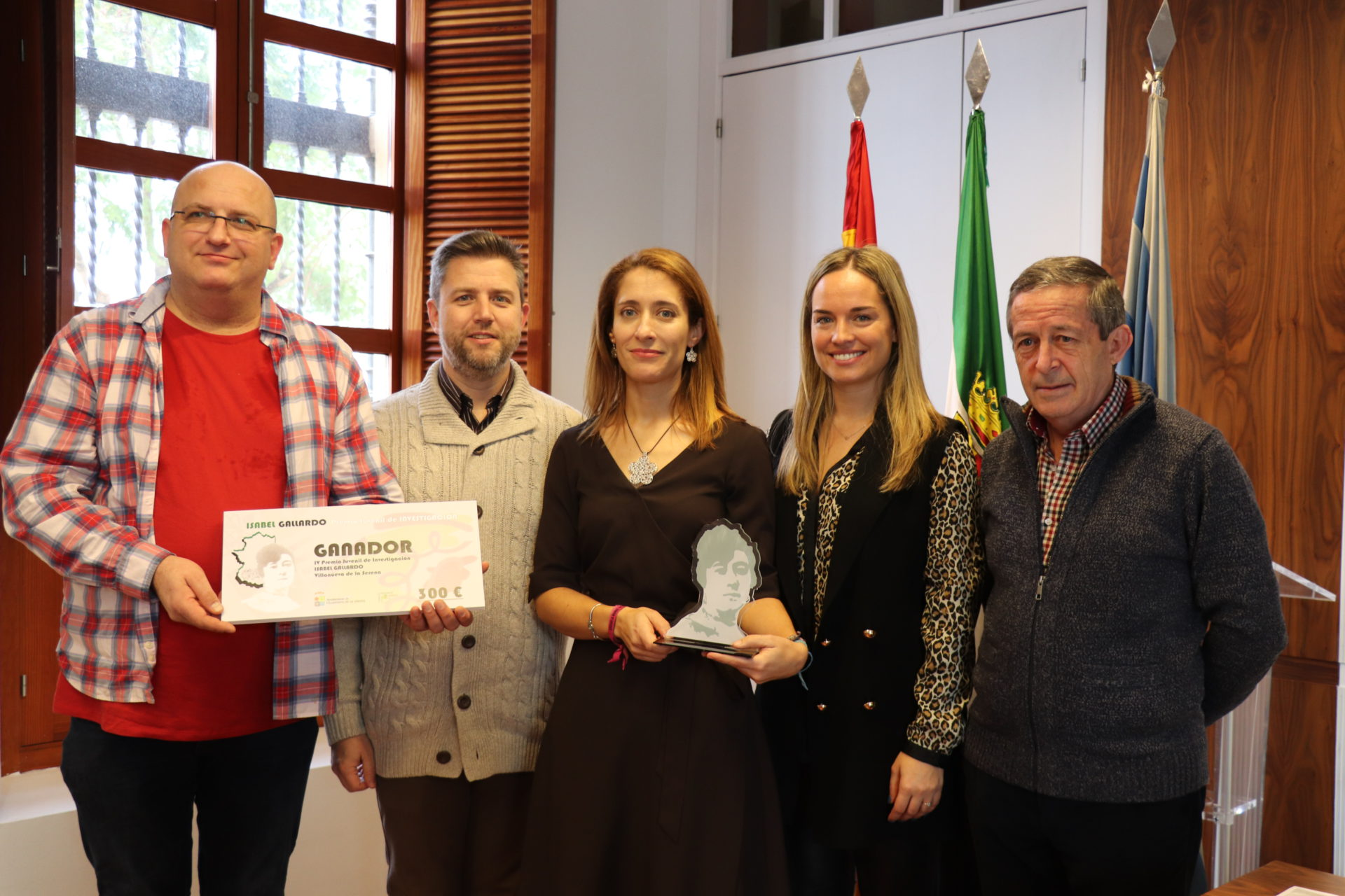"""El CEIP Santa Florentina de Madrigal de la Vera gana la tercera edición del premio juvenil de investigación """"Isabel Gallardo"""""""