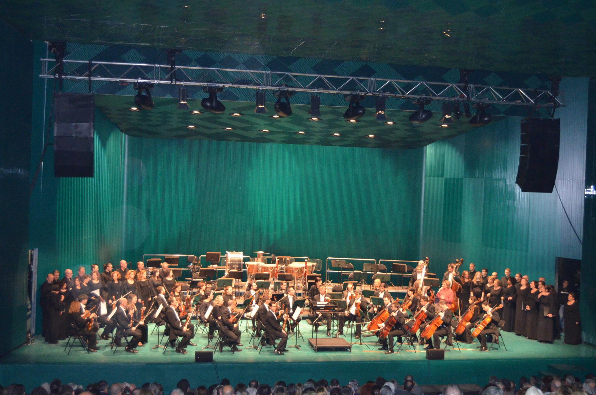 Four Forces y El bailaero de las gitanas, dos obras que interpretará la OEX el día 24 en el Palacio de Congresos