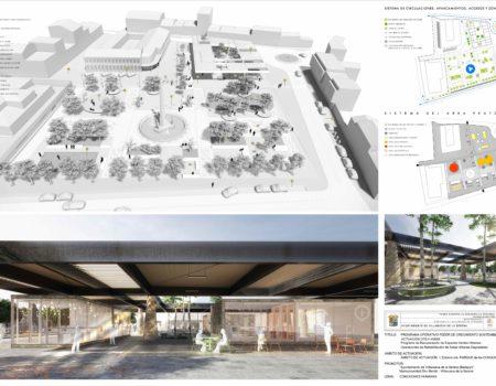 Adjudicada la redacción de los proyectos de ejecución de los entornos urbanos de Conquistadores y Cruz del Río