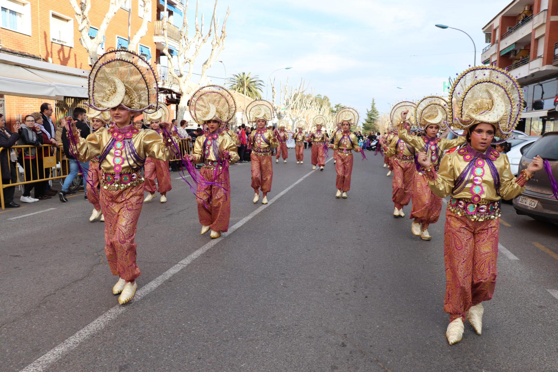 Aumenta la cuantía y el número de premios en el Carnaval Infantil 2020