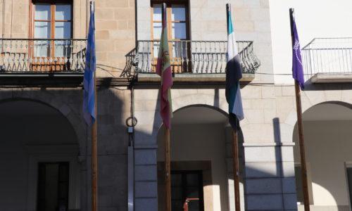 La bandera de los Scouts ondeará este fin de semana en el Ayuntamiento