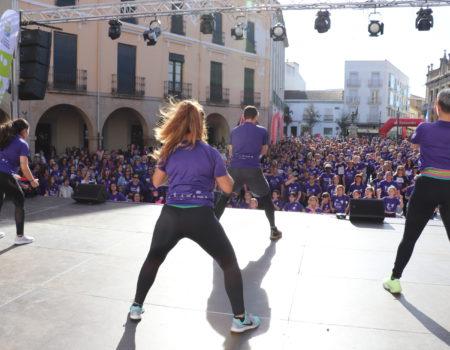 Más de 3.000 mujeres participan en la XV Carrera de la Mujer