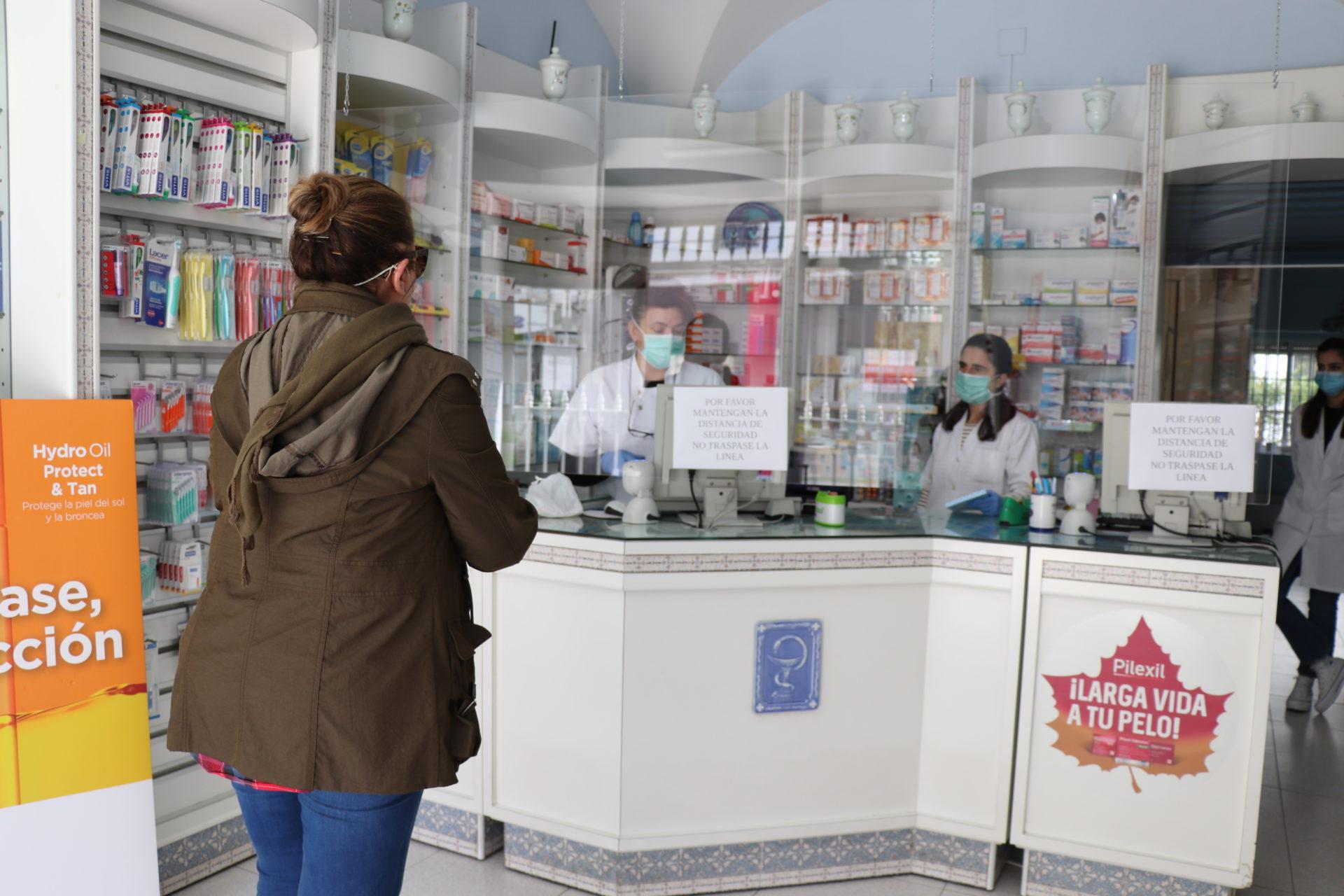 El Ayuntamiento ofrece un servicio de entrega a domicilio de alimentos y medicamentos
