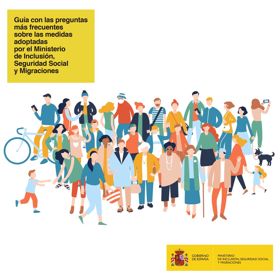 Preguntas y respuestas sobre las medidas adoptadas por el Ministerio de Interior, Seguridad Social y Migraciones en la crisis por el #COVID19