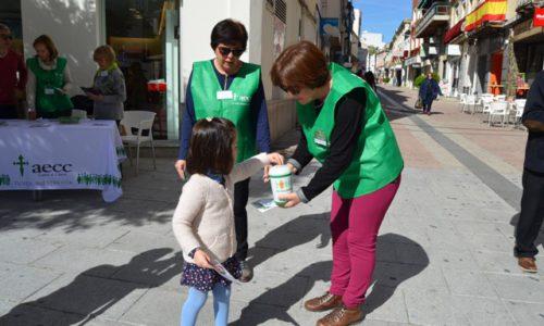 La AECC de Villanueva de la Serena sigue al lado de quienes los necesitan