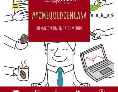 Oferta formativa de la Cámara de Comercio de Badajoz y Extremadura Avante