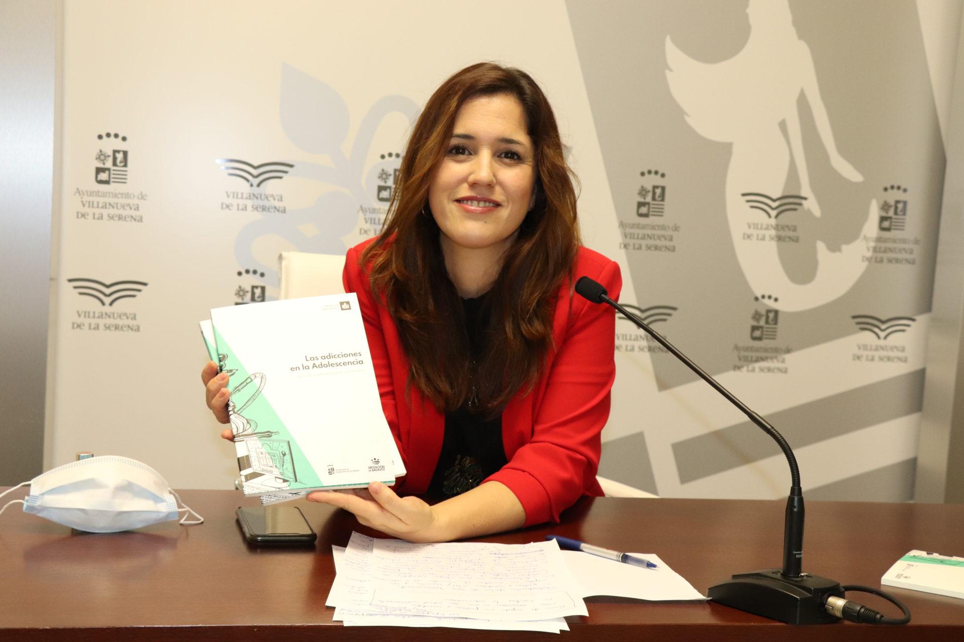 Se editan 350 ejemplares de una guía de ayuda para padres y madres sobre las adicciones en la adolescencia