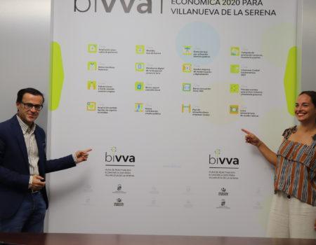 Comienza, con bonos al consumo y para la zona azul, el #Planbivva para reactivar la economía local