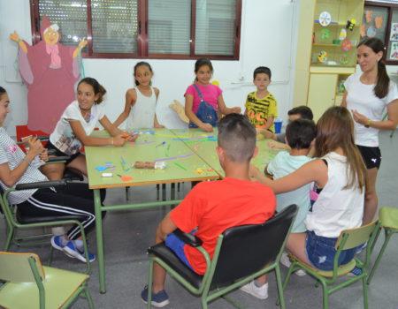 30 niños, de edades comprendidas entre 5 y 12 años, participarán en el Programa de Espacios Saludables