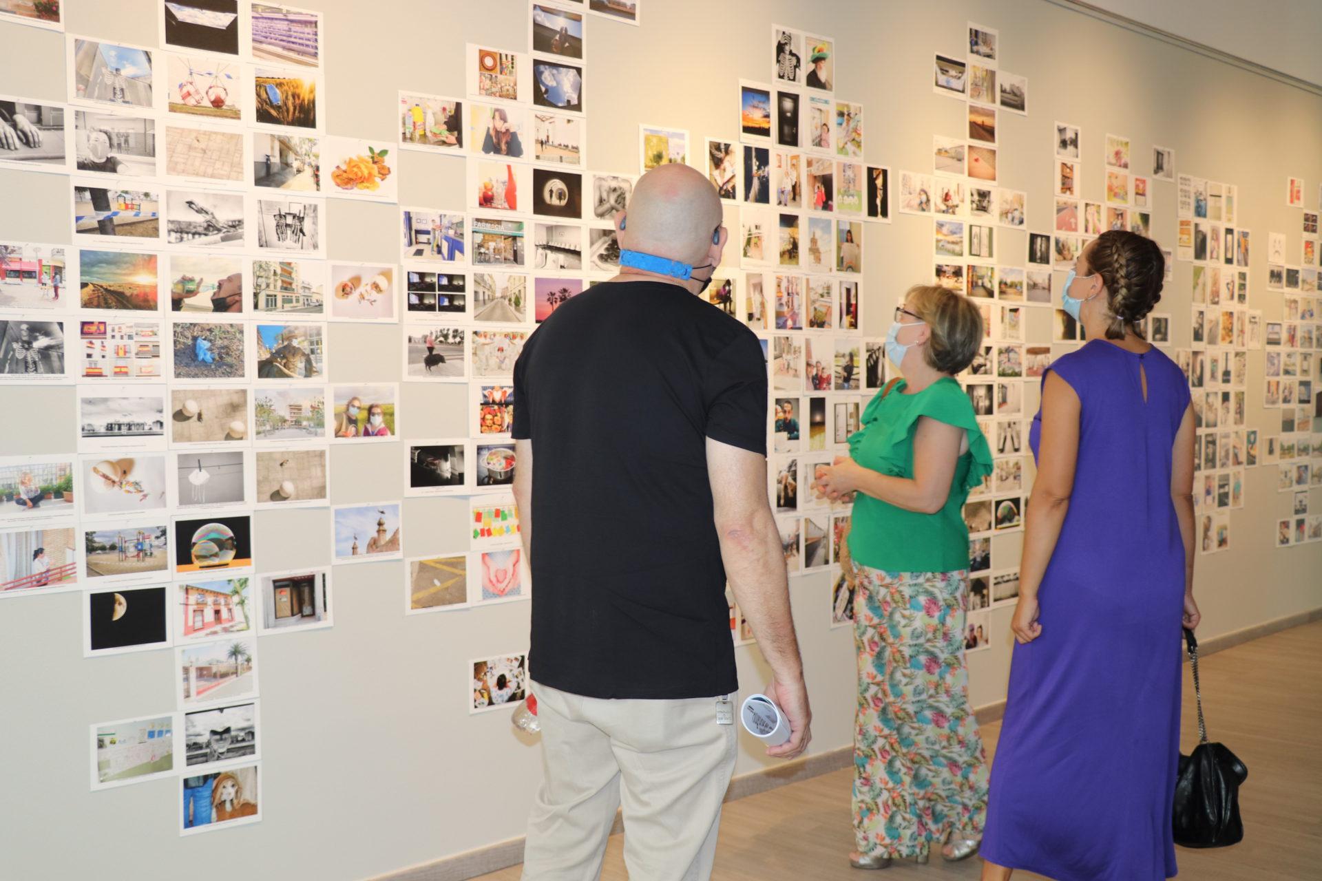 """Más de 400 fotografías componen la exposición """"Fotografía por casa. Imágenes del confinamiento"""""""