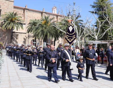 Alonso Manuel Carmona, deja tras casi 15 años la dirección musical de la Banda de Cornetas y Tambores del Nazareno