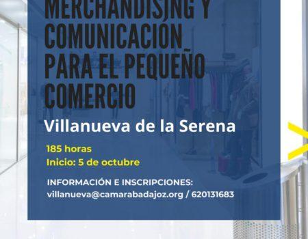 """Curso gratuito """"Escaparatismo, Visual Merchandising y Comunicación para el Pequeño Comercio"""""""