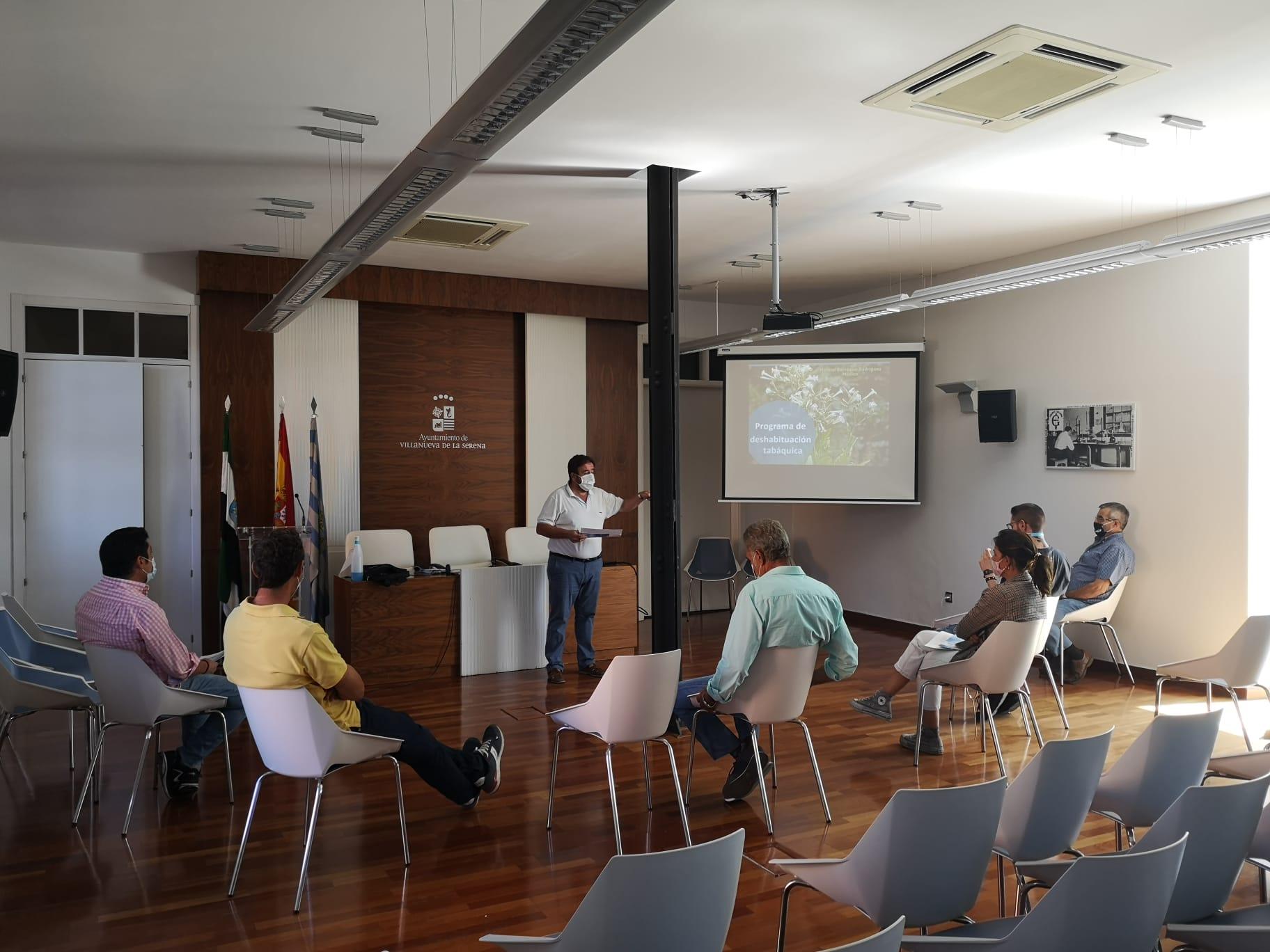 Comienza una nueva edición del curso de deshabituación tabáquica