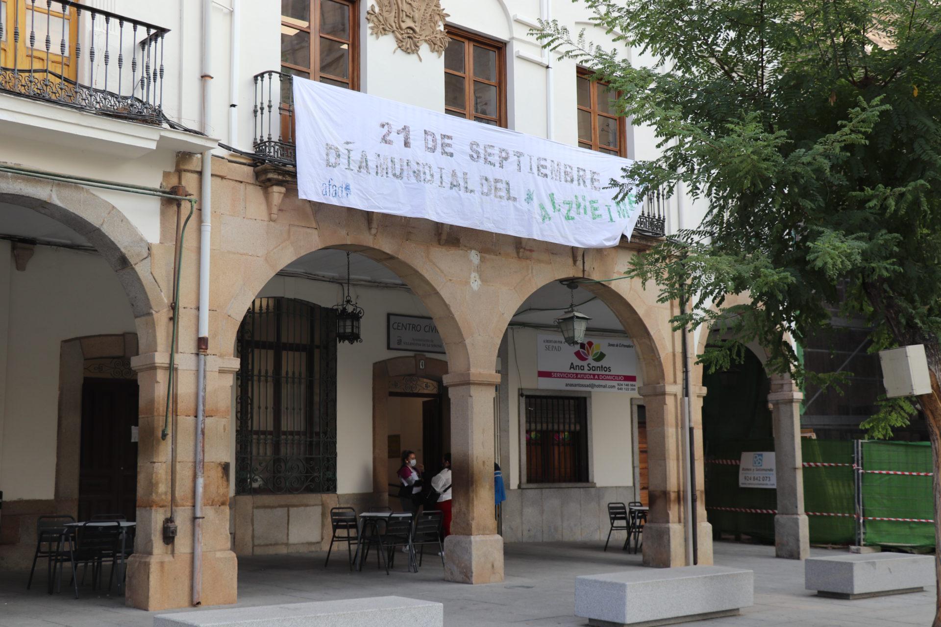 """""""La dependencia fuera de la Ley"""" lema del Día Mundial del Alzheimer"""