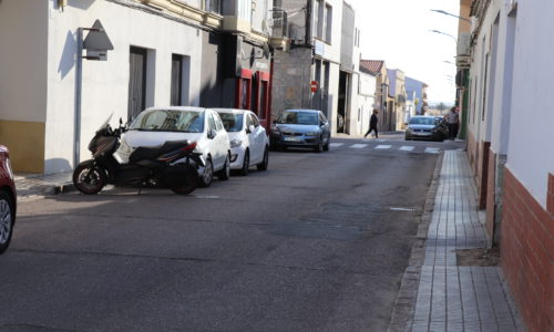 El lunes 28, corte de tráfico en Cercón del Rey entre las calles Herrera y Hernán Cortés