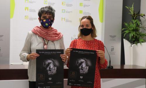 """""""La vida secreta de Petra Leduc"""" se representará en el palacio de congresos el viernes 25 de septiembre"""