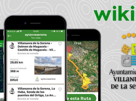 Rutas para realizar en bicicleta desde Villanueva de la Serena