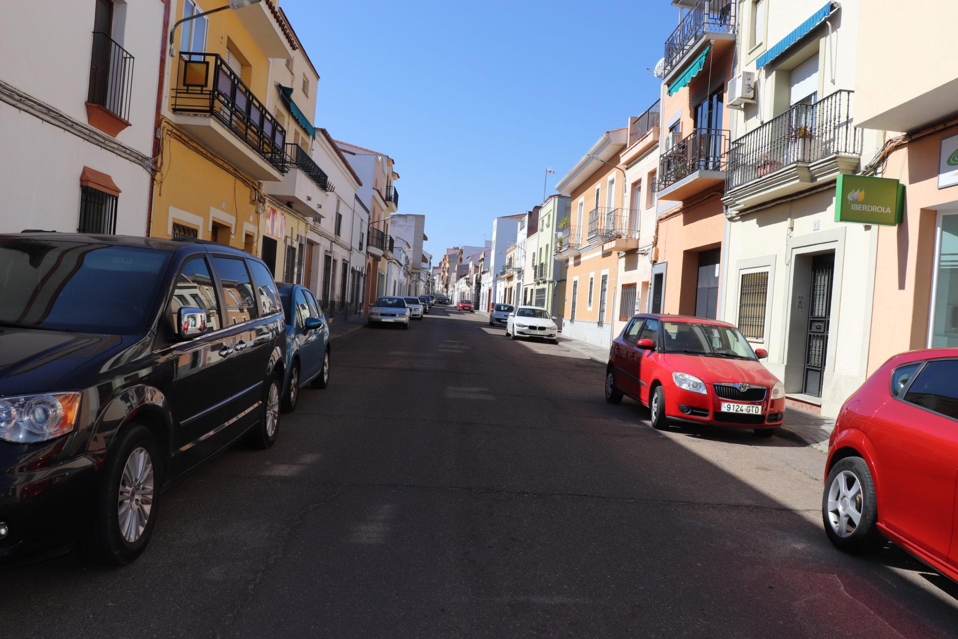Corte de tráfico en la calle San Miguel el próximo 9 de diciembre
