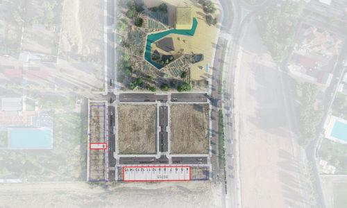 Aprobado el expediente para enajenar trece parcelas para uso residencial en la zona del palacio de congresos